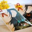 画像3: 【はがきサイズ/10枚入】<br>ラッピング台紙/耳flower (3)
